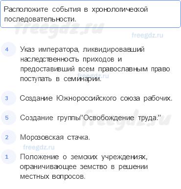 Глава VI. Российская империя в царствование Александра III. 1881-1894 гг. — Итоги главы VI — 2 — стр. 67 - 0