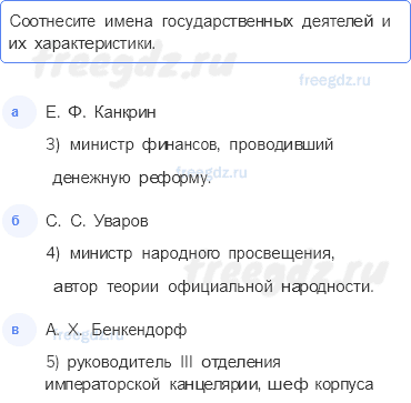 Глава III. Российская империя в царствование Николая I. 1825-1855 гг. — § 9. Политика правительства в социально-экономической сфере — 3 — стр. 27 - 0